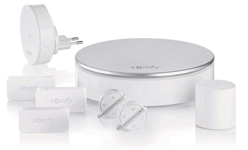 Somfy Protect Home Alarm