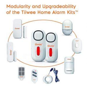 Tiiwee Home Alarm modulabile