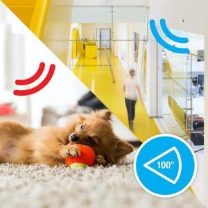 Ezviv A1 Alarm Kit portata sensori
